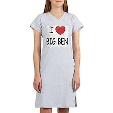 BIG_BEN Women's Nightshirt
