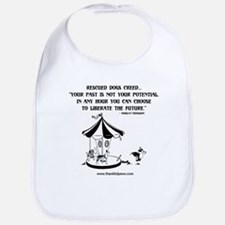Rescued Dogs Creed Bib