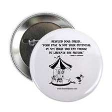 Rescued Dogs Creed Button