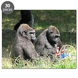 Gorilla Puzzles