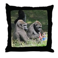 jan 2 Throw Pillow