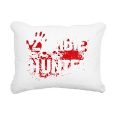 zombieHunter2 Rectangular Canvas Pillow