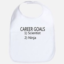 Career goals Bib