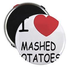 MASHEDPOTATOES Magnet