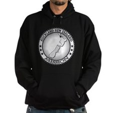 Auckland New Zealand LDS Mission Hoodie