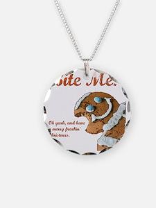 bite me Necklace