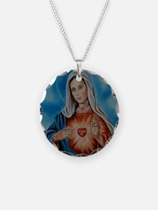 maria-heart Necklace