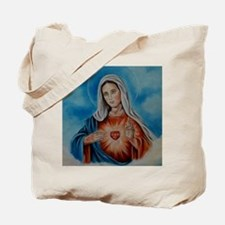 maria-heart Tote Bag