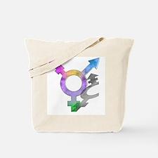 transe symbole 2 Tote Bag