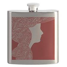 LadyWALLET Flask