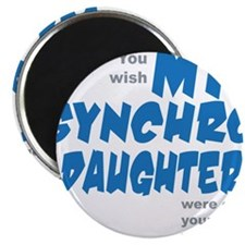 Art-For-Daughter Magnet