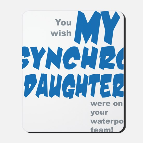 Art-For-Daughter Mousepad