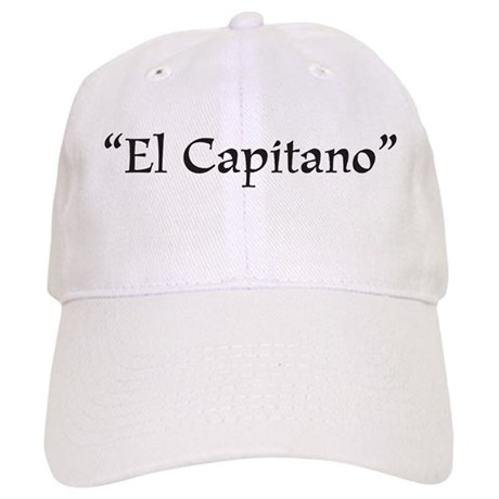 El Capitano Cap