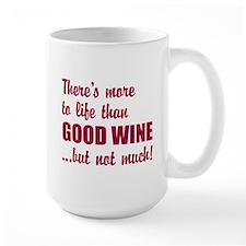 Good Wine Mug