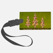 MERRYQUILTMAS Luggage Tag
