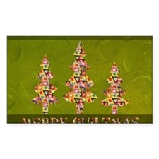 MERRYQUILTMAS Decal