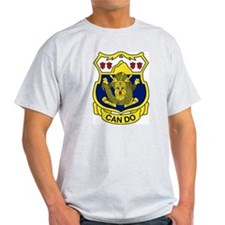 15th Inf Regiment Ash Grey T-Shirt