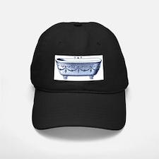 Bath Blue Baseball Hat