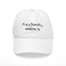 ZP Title black_3 Baseball Cap