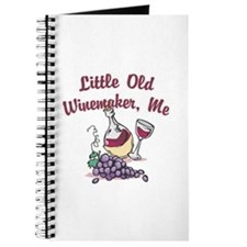 Little Old Winemaker Journal