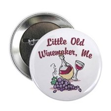 Little Old Winemaker Button