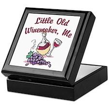 Little Old Winemaker Keepsake Box