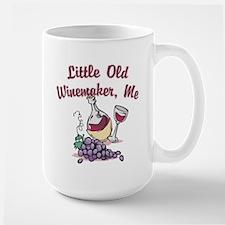 Little Old Winemaker Large Mug