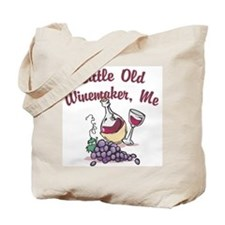 Little Old Winemaker Tote Bag