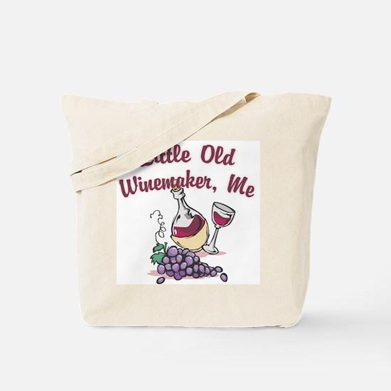 Little Old Winemaker Tote Bag