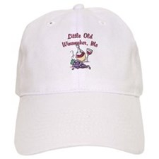 Little Old Winemaker Baseball Cap