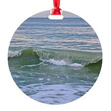 Myrtle Beach Wave Ornament