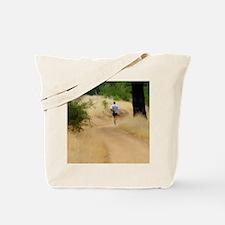 runner16x20 Tote Bag