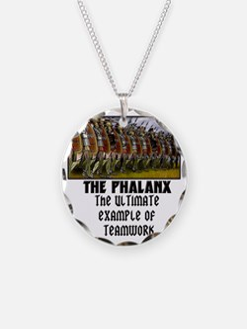 Phalanx Tee Necklace