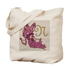 Fairy Monogram BN Tote Bag