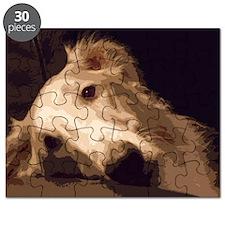 SignedZashaCutout14x10_print copy Puzzle