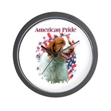 Brittany Pride Wall Clock