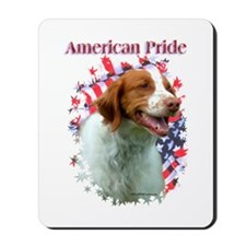 Brittany Pride Mousepad