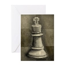 chess_chessboard1 Greeting Card