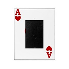card ace of hearts Picture Frame