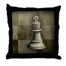 chess_chess2 Throw Pillow