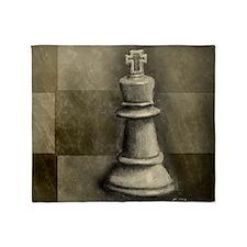 chess_chess2 Throw Blanket