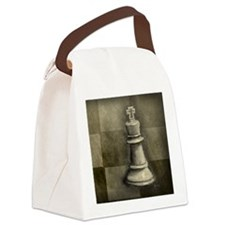 chess_chess2 Canvas Lunch Bag