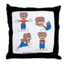 BB 2012 Throw Pillow