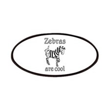 Zebras are Cool Patches
