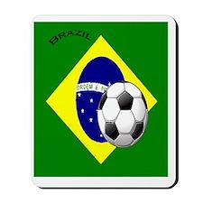 brazil copy Mousepad
