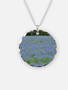 Bluebonnets Necklace