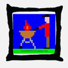 CWF-10x10_apparel Throw Pillow