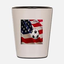 USA copy Shot Glass