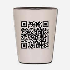 qrcode Shot Glass