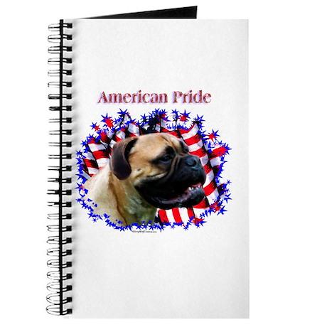 Bullmastiff Pride Journal